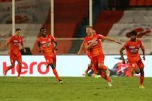 FC Pune City Register First ISL 2018/19 Win Over Jamshedpur FC