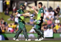 Miller, Du Plessis Tons Ensure South Africa Series Win in Australia