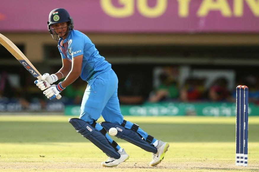 In Pics | India Limber Up for ICC Women's World T20 2018 in the Caribbean