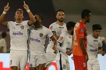 ISL 2018/19: Chennaiyin FC Register First Win, Trounce FC Pune City 4-2