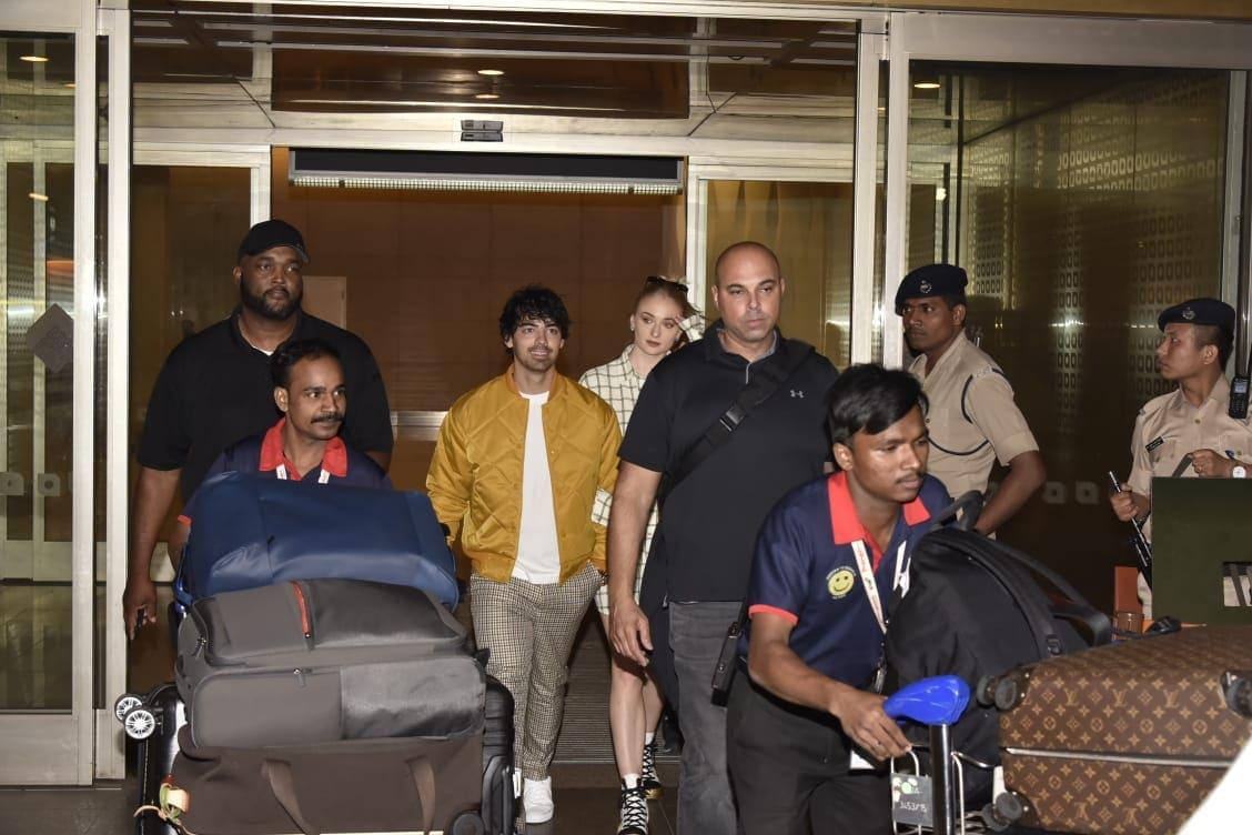 Priyanka Chopra And Nick Jonas' Wedding Celebrations Begin With 'Puja'