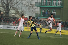 I-League: Real Kashmir Handed First Defeat, Lose 0-2 to Neroca FC