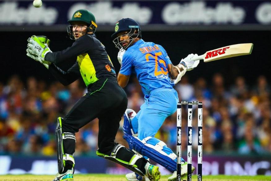India vs Australia: Shikhar Dhawan Admits Missed Chances Cost India in  Brisbane