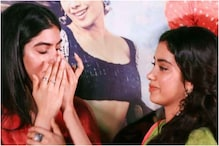 Janhvi Shares a Throwback video On Khushi's Birthday, Fans Wonder if it's Sridevi's Voice in Background