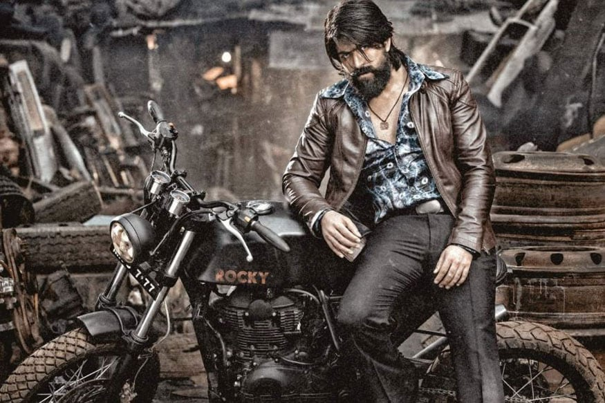 Kgf Trailer The Biggest Ever Kannada Film Looks Impressive News18