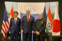 PM Modi Meets Trump, Abe for First Trilateral Meet on G-20 Sidelines; Discusses Security, Cooperation
