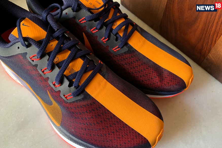premium selection 53ac3 ae9af Nike Air Zoom Pegasus Turbo Review: Racing Stripe on a ...