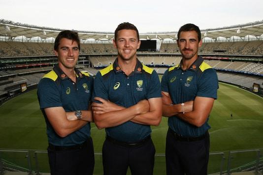 (Cricket Australia)