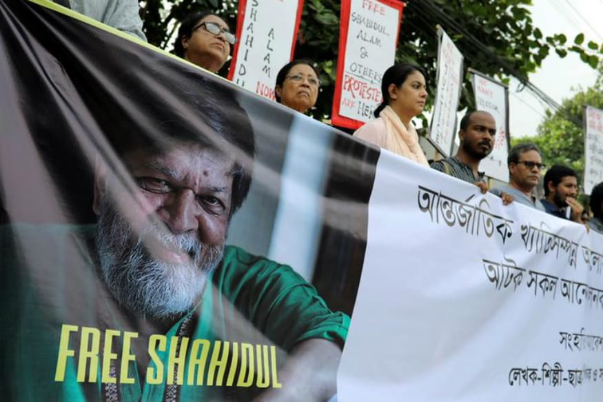 Bangladesh Photographer Detained for 'Provocative' Statements Gets Bail After 4 Months