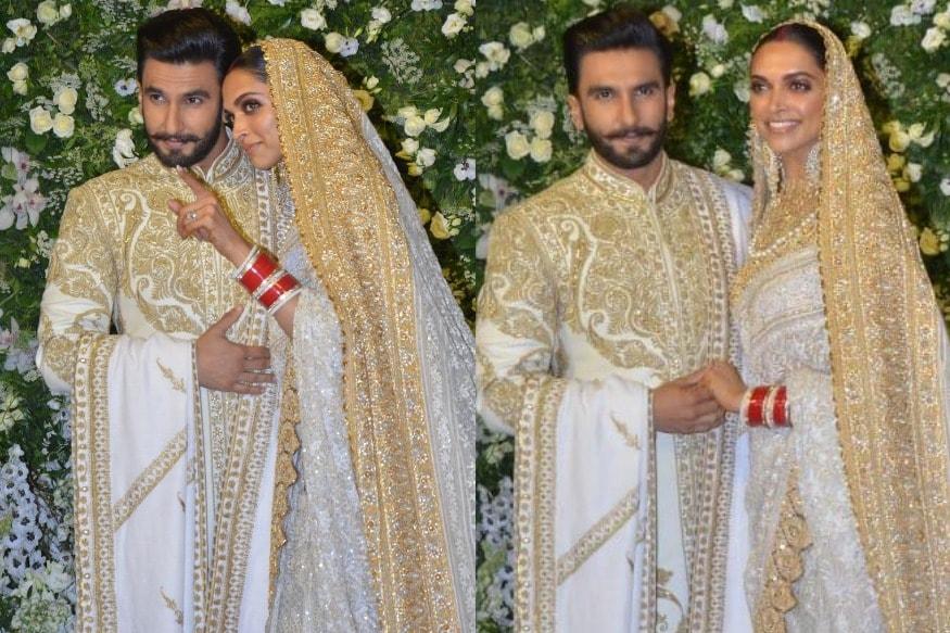 Deepika Padukone Ranveer Singh Mumbai Wedding Reception See All