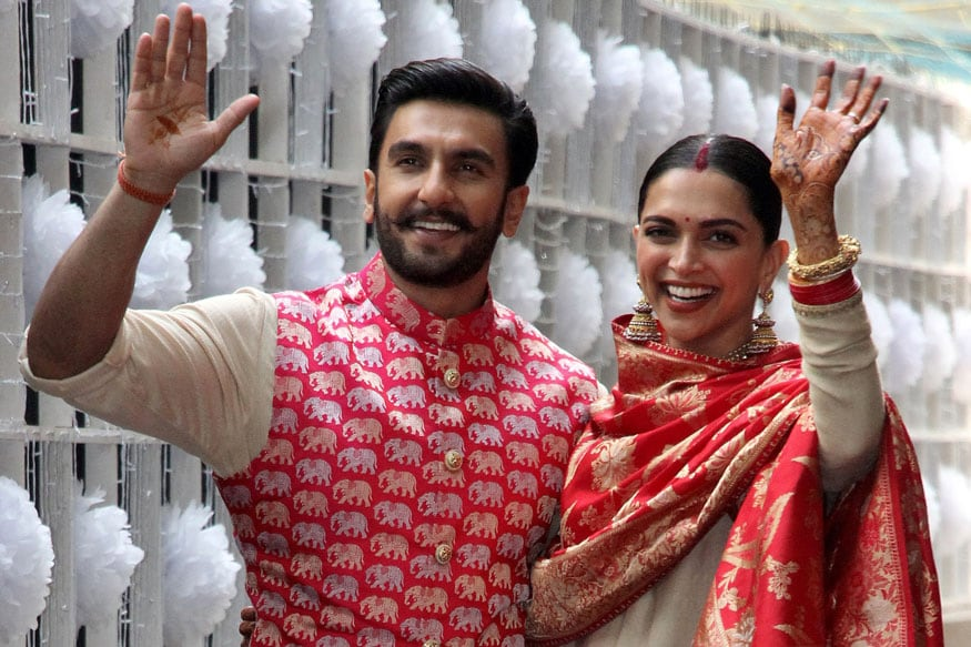See All The Pictures From DeepVeer's Big Fat Wedding - Photogallery