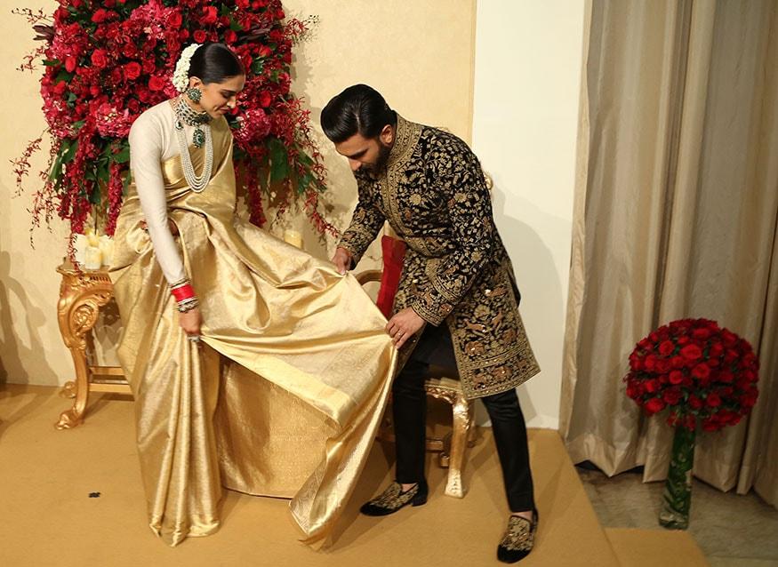 Ranveer Singh and Deepika Padukone (3)