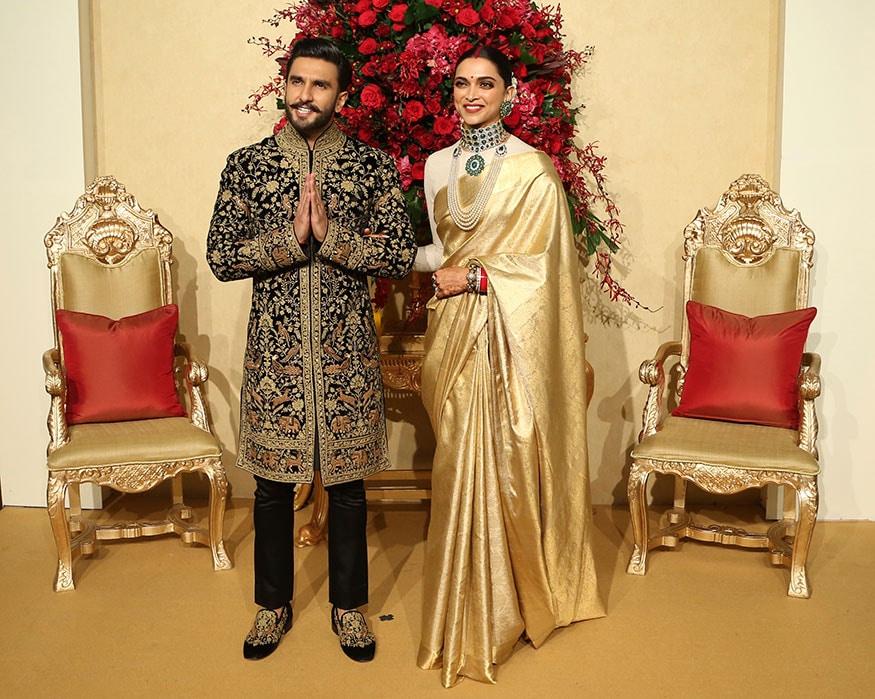 Ranveer Singh and Deepika Padukone (4)