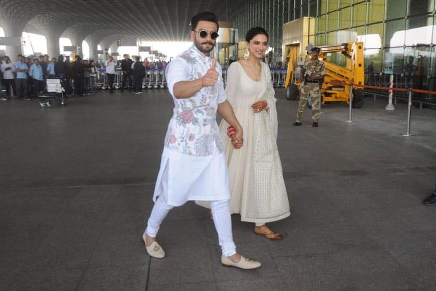 Ranveer Singh and Deepika Padukone 5