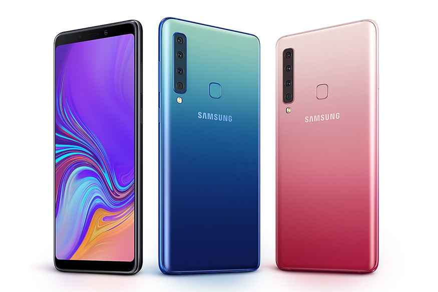Samsung Galaxy A9 With Four Rear Cameras Launched in India: Price, Specifications And More