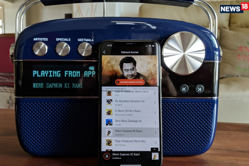 Saregama Carvaan Premium Review: Old World Charm is