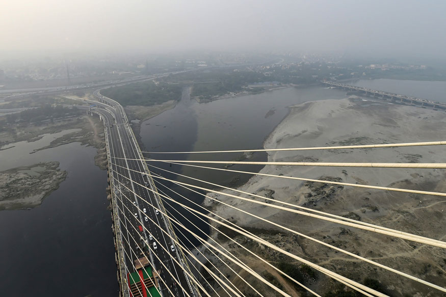 Signature Bridge Connecting Wazirabad to East Delhi Will Remain Shut for 10 Days from Tomorrow