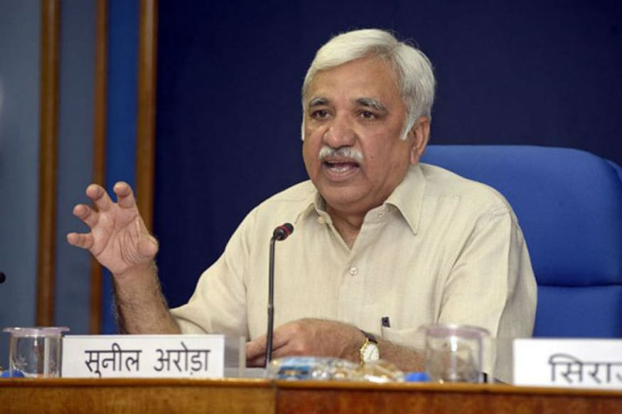 'No Way We Are Going Back to Paper Ballots': Chief Election Commission Vetoes Opposition Demand