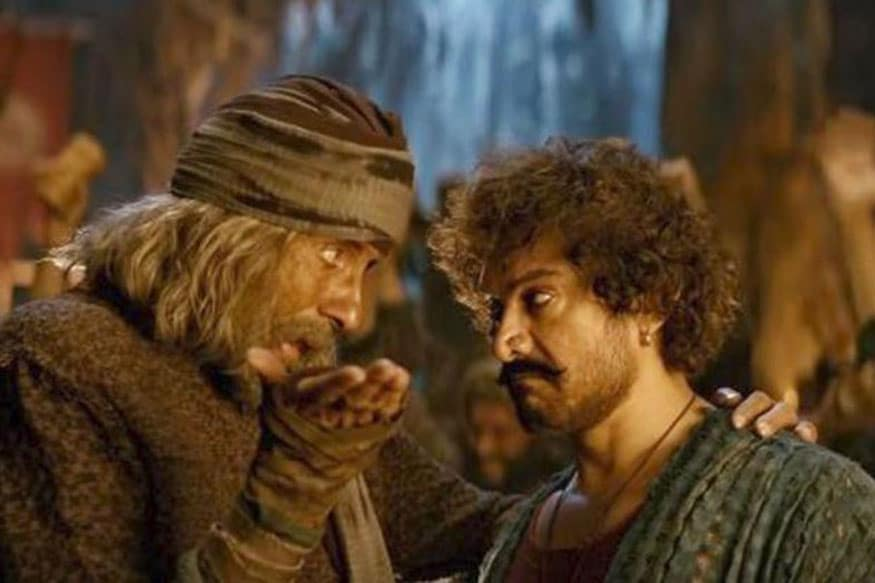 Thugs Of Hindostan Movie Review: Aamir, Amitabh's Film is a Case of Great Boast, Little Roast thumbnail