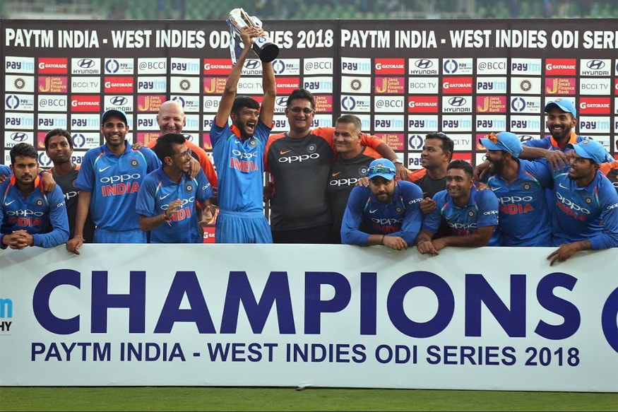 India Vs West Indies 5th ODI: India beat Windies by 9 wickets, Clinch Series 3-1