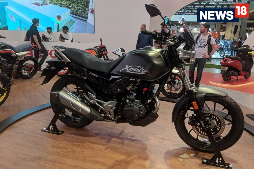 Hero XPulse 200T First Look Review - EICMA 2018 [Video]