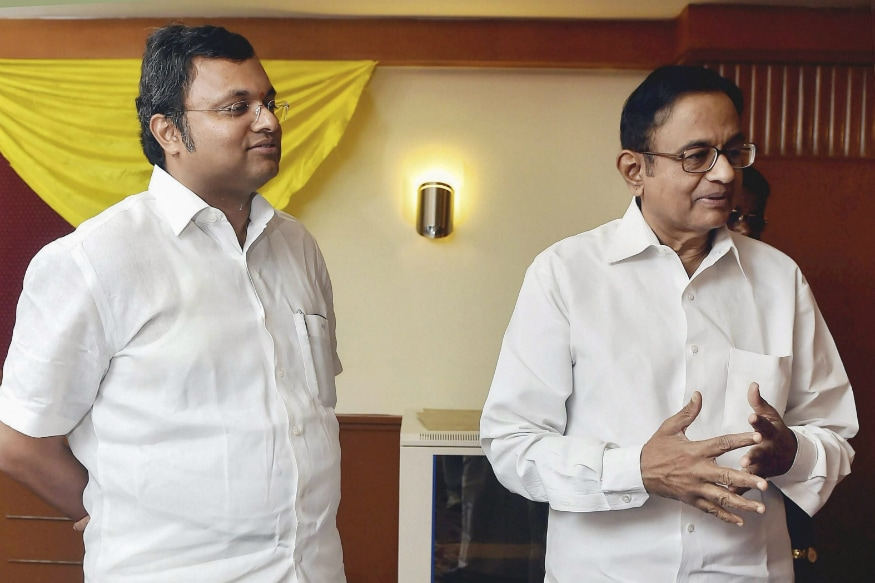 Political Witch Hunt, Says Karti Chidambaram on Father's Arrest, Calls it Trumped Up Media Spectacle