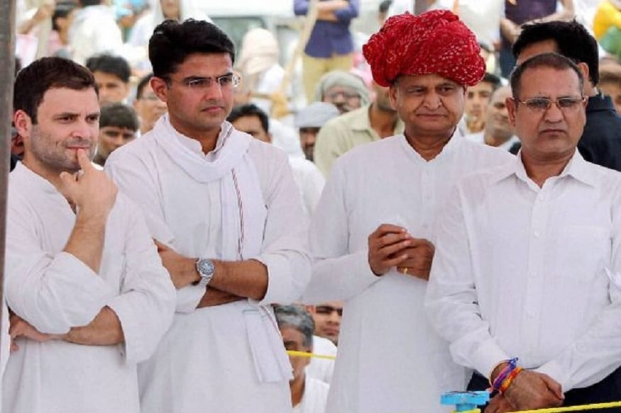 Ashok Gehlot and Sachin Pilot to Fight Rajasthan Polls as Congress Tries to Keep Both Camps