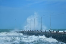 Depression over Bay of Bengal May Intensify into Cylonic Storm Tomorrow, Says MeT Centre