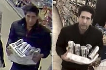 Thief Who Looks Like Ross From 'Friends' Arrested After Manhunt Goes Viral