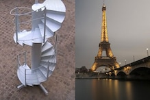 Piece of Eiffel Tower Staircase Fetches Rs 1.3 Crores in Paris Auction