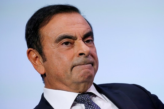 File photo of Carlos Ghosn (image: Reuters)