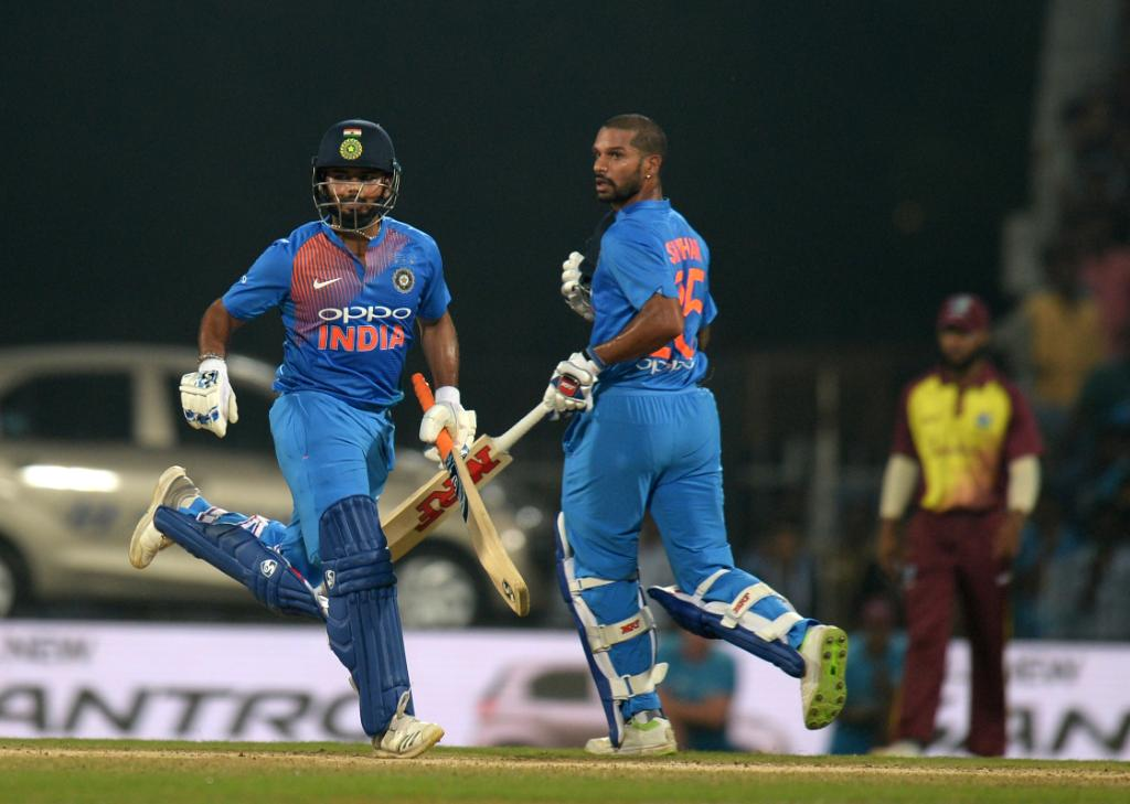 In Pics | India vs West Indies, Third T20I at Chennai