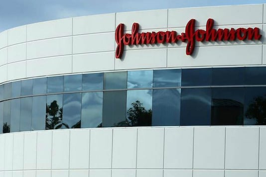Image of Johnson & Johnson (Picture:Twitter)