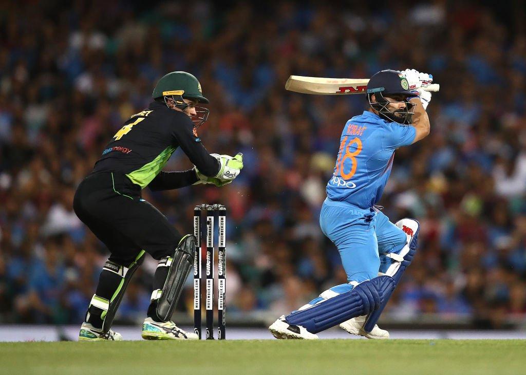 In Pics | India vs Australia, Third T20I in Sydney