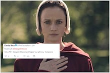 Margaret Atwood Just Helped Out a Student With Her Homework Essay on 'The Handmaid's Tale'