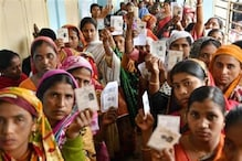 Poll Percentage Dips in Mizoram, Goes up in MP: EC