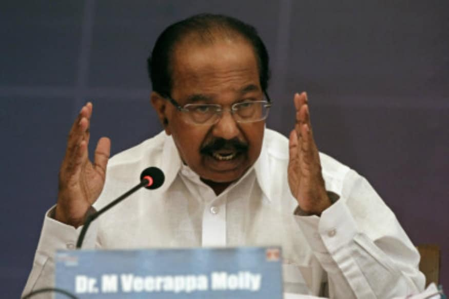 Take Charge, Assert Yourself, Put Congress in Order: Veerappa Moily Tells Rahul Gandhi
