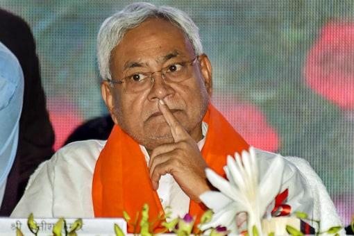 File photo of JD(U) chief Nitish Kumar.