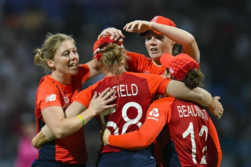 In Pics | India vs England, ICC Women's World T20 2018