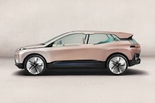 BMW Vision iNEXT Electric Crossover Concept Unveiled at LA Auto Show 2018