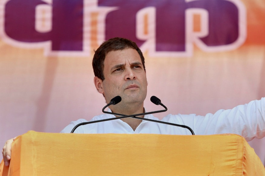 Modi Govt 'Snatched' Rs 30,000 Crore from Poor, Put it in Pockets of Industrialists, Alleges Rahul Gandhi in MP