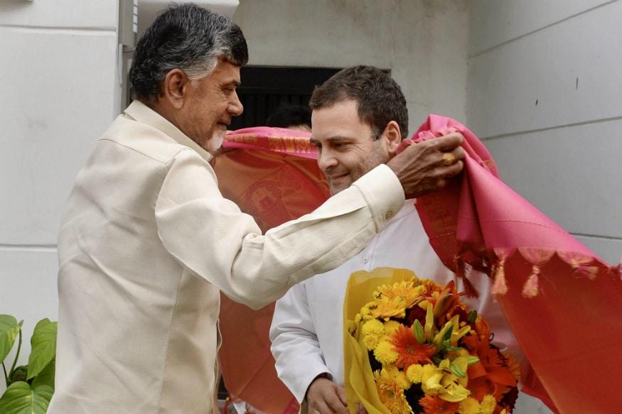 Rahul Gandhi Must Win MP, Telangana Battles Before Riding to 2019 War With 'Saarthi' Naidu