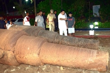 Two Identical British-era Cannons Found at Raj Bhavan to be Restored