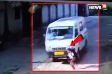 Child Dead After Being Hit By A School Van In Uttar Pradesh