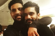 Angad Bedi Reveals Why BFF Yuvraj Singh is Upset With Him, Says 'It was My Fault'