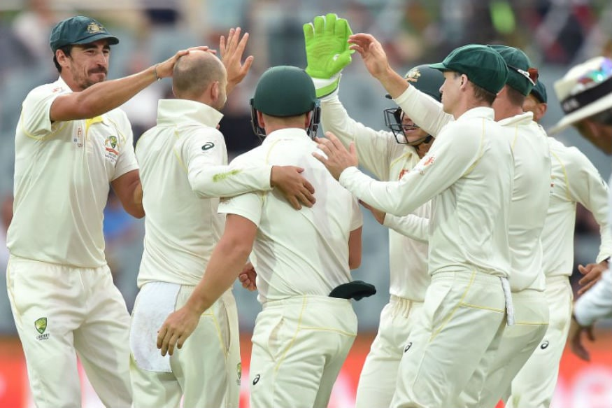 In Pics | India vs Australia, First Test Day Three in Adelaide
