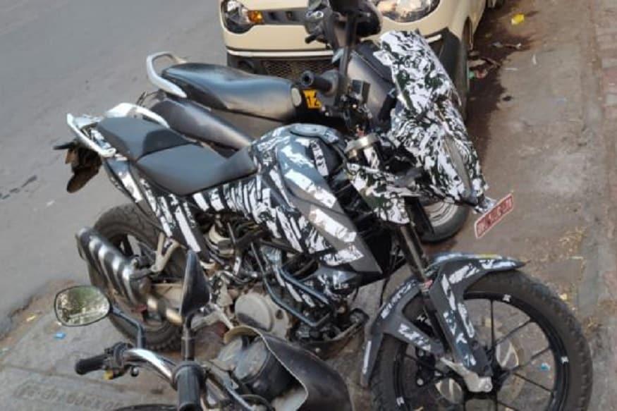 KTM 390 Adventure. (Image: Facebook.com)