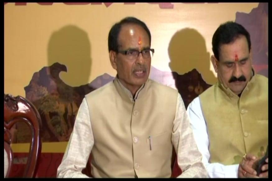 I am Free Now: Shivraj Resigns, Reminds Rahul of Congress Farm Loan Waiver
