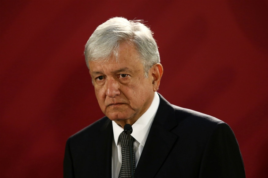 One Week Into Office, Mexico President Blasts 'Stratospheric' Supreme Court Wages