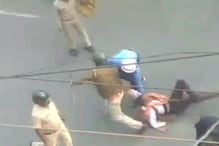 Clash Between Police, BJP Workers During 'Law-violation Programme' in West Bengal